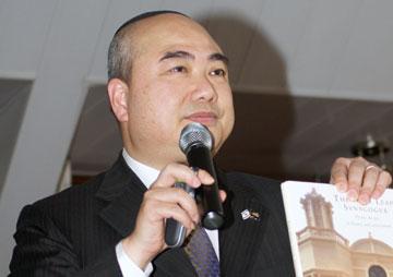 """O Chinês Tony Tam fala sobre o movimento de """"Retorno a Jerusalém"""" nas Igrejas da China, Coréia e Japão, fenômeno muitas vezes desconhecido pela Igreja do ocidente"""
