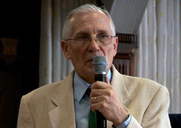 O judeu francês, Victor Escroignard, fala sobre a restauração dos Anussim e seu retorno a Israel