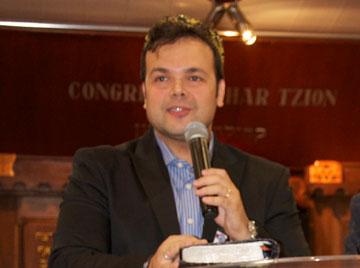 """Matheus Guimarães fala sobre o chamado profético de todo anussim: """"Ser LUZ para a Igreja e Israel"""""""