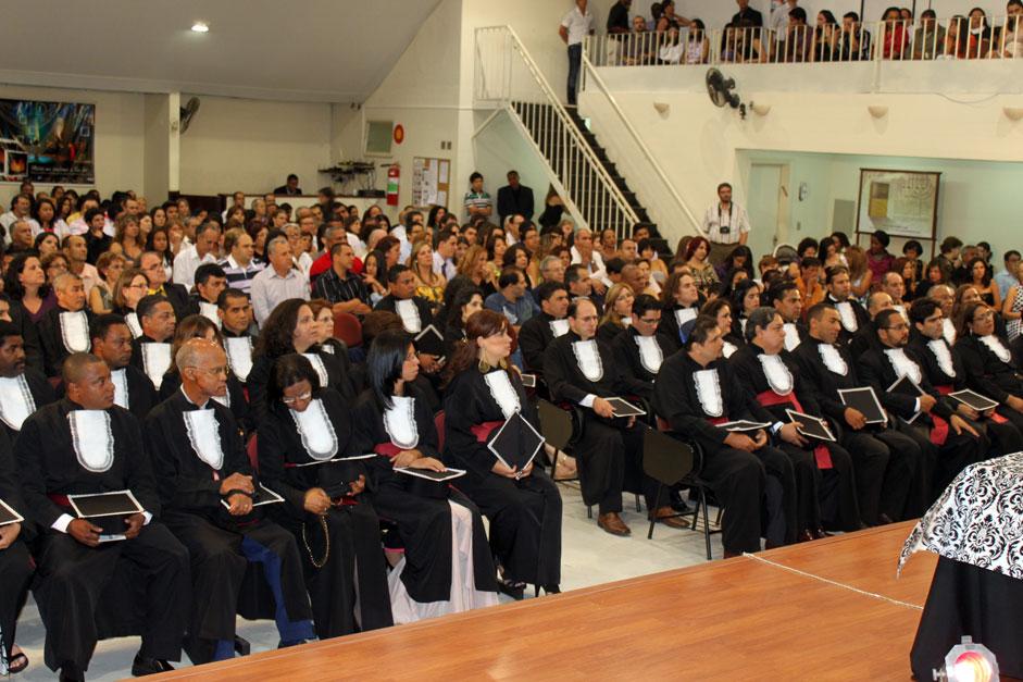 Dia de Festa na Congregação Har Tzion