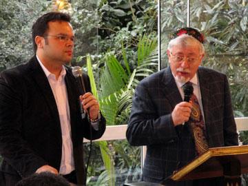 Matheus Guimarães e Joseph Shulam dão abertura ao 4º Curso de Inverno em Curitiba - Entendendo a Restauração