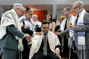 Smichá (Ordenação Rabínica) do prof. Matheus Zandona