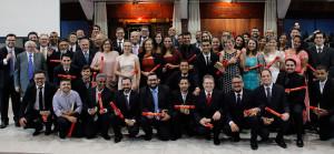 Recorde de formandos na Turma 2017 do CATES!