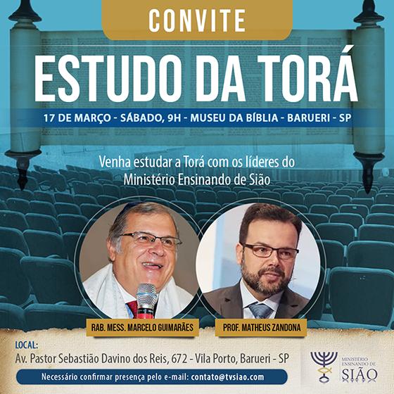 Banner Estudo Tora Sao Paulo