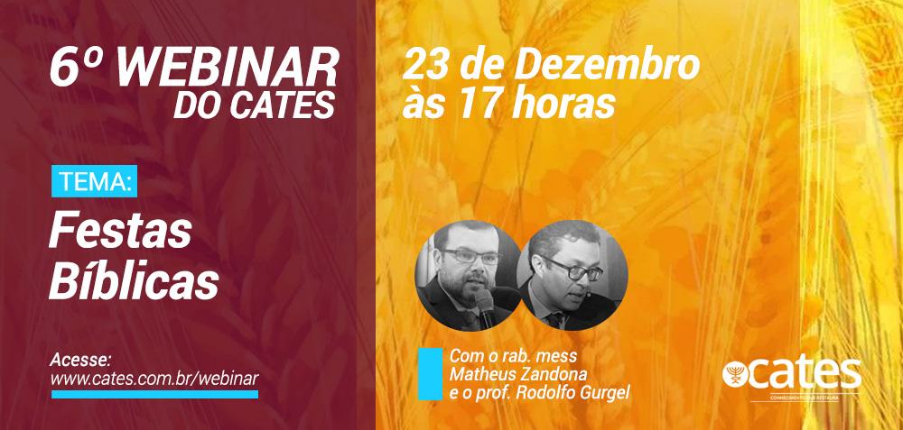 webinar 6 – festas bíblicas