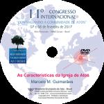 11º Congresso Restauração - As Características da Igreja de Atos | Marcelo M. Guimarães (Brasil)
