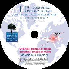 11º Congresso Restauração - O Brasil possui o maior contingente anussim do mundo | Marcelo M. Guimarães (Brasil)