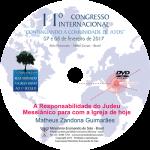 11º Congresso Restauração - A Responsabilidade do Judeu Messiânico para com a Igreja de hoje | Matheus Zandona Guimarães (Brasil)