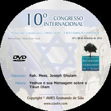 10° Congresso -Yeshua e sua Mensagem sobre o Tikun Olam -  Joseph Shulam