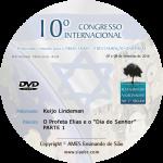"""10° Congresso - O Profeta Elias e o """"Dia do Senhor"""" - PARTE 1 - Keijo Lindeman"""